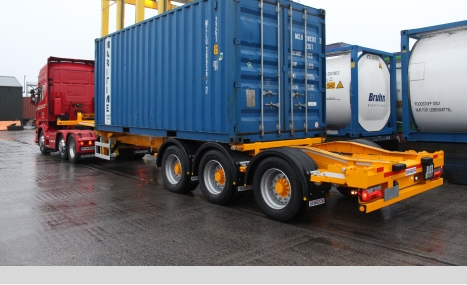 Dennison Trailers Rise and Slide